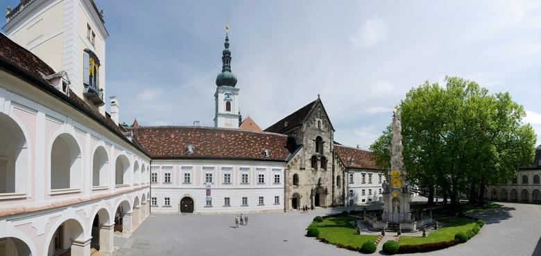 Die schönsten Klöster und Stifte in Niederösterreich mit Pfr. Eugen Giselbrecht