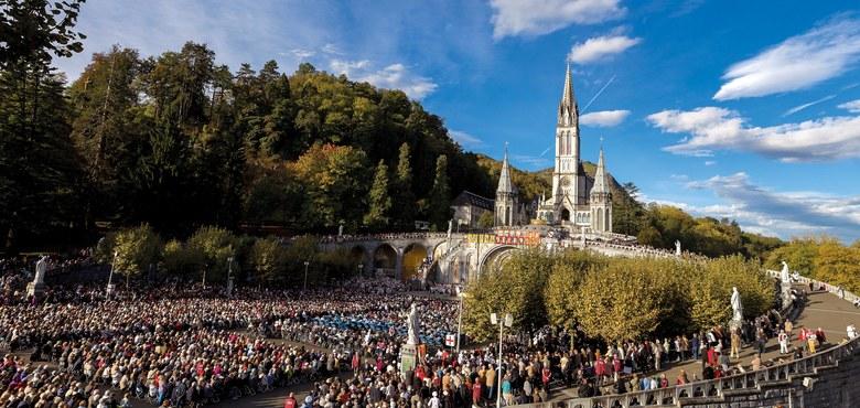 Faszination Lourdes – Quelle des Glaubens mit Pfr. Rudi Siegl