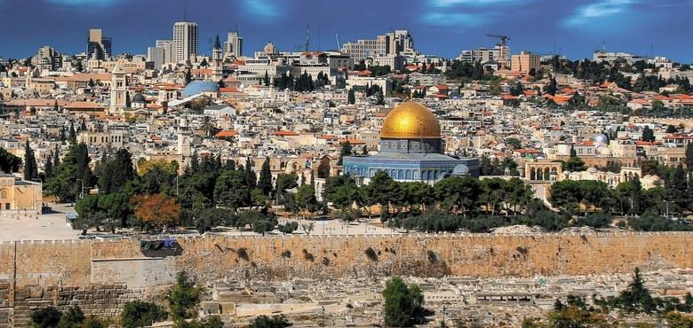 Israel, ein Land mit vielen Gesichtern mit Pfr. Rudi Siegl