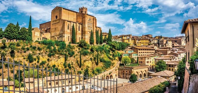 Malerische Toskana – Schatzkammer Italiens mit Chefredakteur Dietmar Steinmair