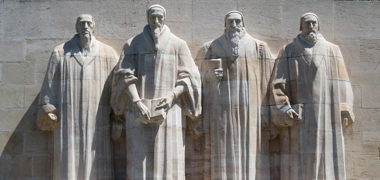 Reformation, Europa und die Ökumene - mit Pfr. Edwin Matt und Pfr. Ralf Stoffers