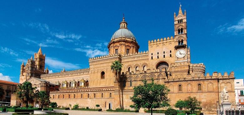 Sizilien – die Schatzkammer der Geschichte mit Generalvikar Pfr. Rudolf Bischof