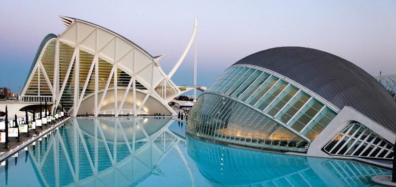 Valencia - Stadt der Künste und Wissenschaften mit Pfr. Edwin Matt