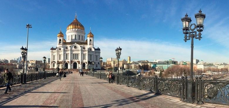 Wolga – Kreuzfahrt von Moskau nach St. Petersburg mit Pfr. Georg Meusburger