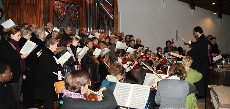 Collegium musicum - Pfarre St. Kolumban