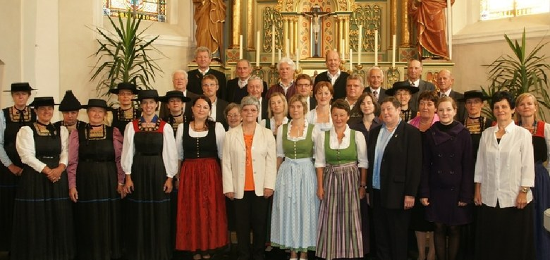 Kirchenchor Andelsbuch