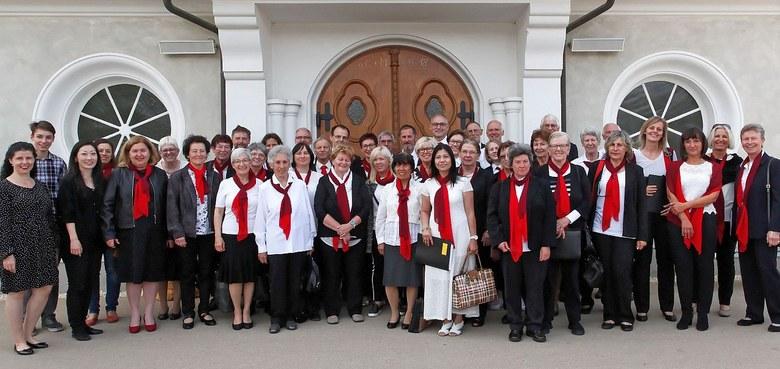 Kirchenchor Gisingen