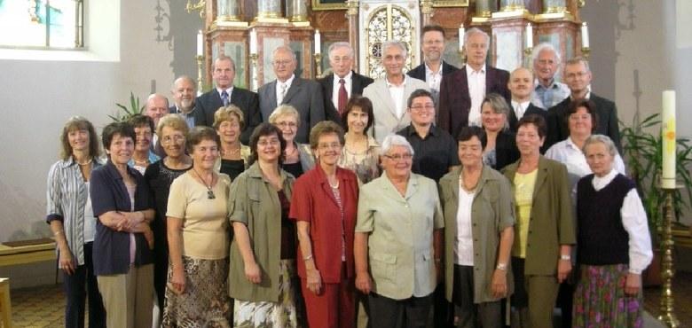 "Kirchenchor ""Maria Heimsuchung"" Dornbirn-Haselstauden"