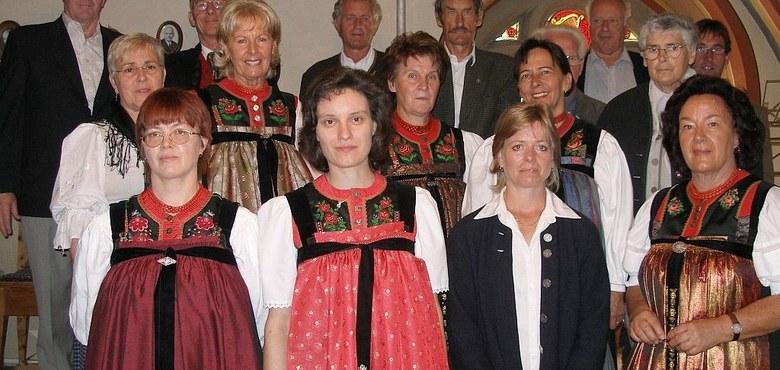 Kirchenchor Riezlern