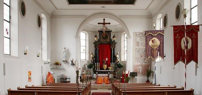 Kirchenchor St. Georg Hohenweiler