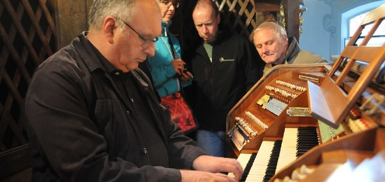 Jubiläums-Orgelwoche 2014