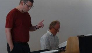 Vorschaubild Tage der Kirchenmusik 2015 - Proben