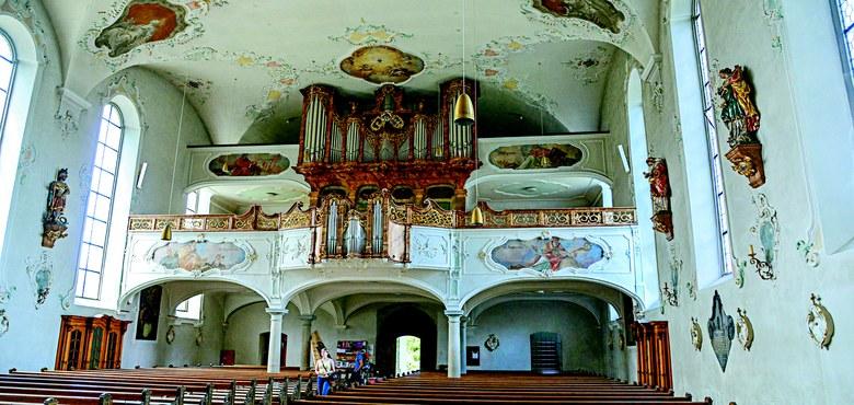 4. Vorarlberger Orgeltag