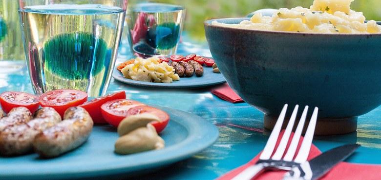 MahlZeit! Wir feiern ein Gartenfest