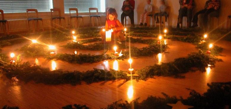 Familiengottesdienste - Weihnachtsfestkreis