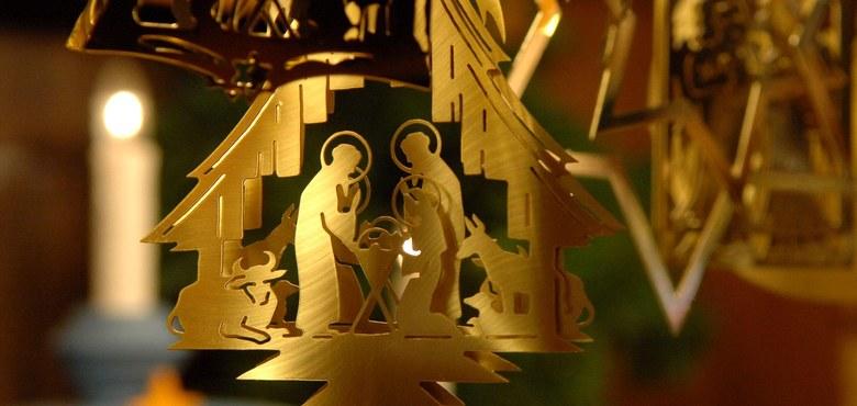 Weihnachten mit Gästen feiern