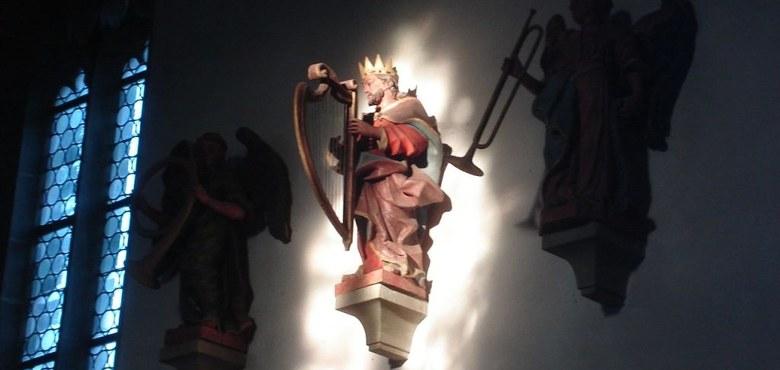 Von man zu Mann - König David flippte aus
