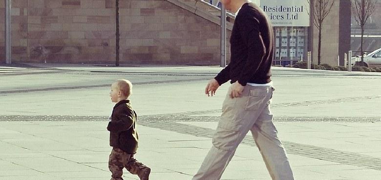 Von man zu Mann - Mit Vätern unterwegs