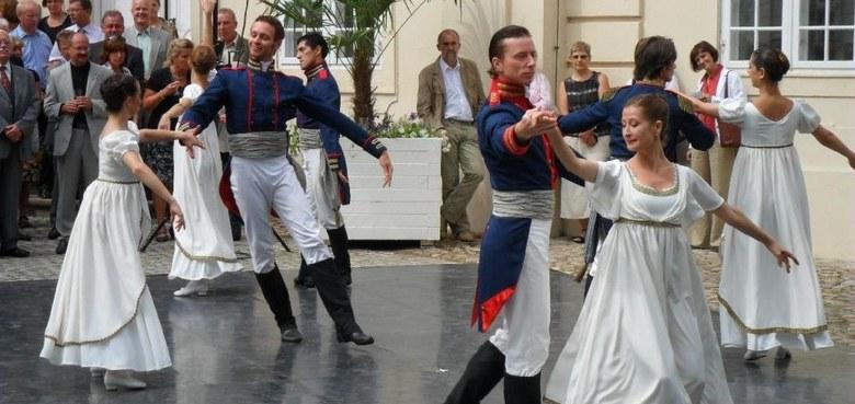 Von man zu Mann - Wenn Männer tanzen