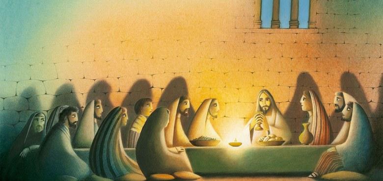 Hasen, Küken, Lämmer und Bibelgeschichten