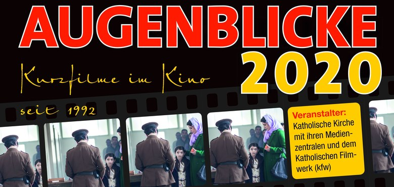 Augenblicke 2020: Kurzfilme in der bugo Bücherei Göfis