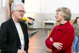 Christian Hennecke Stefanie Wolfers Diözesanforum
