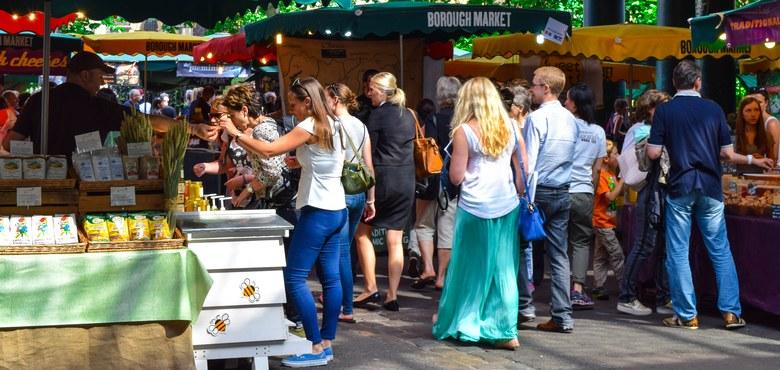 Atelier 28: Der Marktplatz und Du