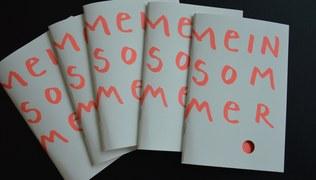 """Vorschaubild """"Mein Sommer"""" - Broschüre für Familien"""