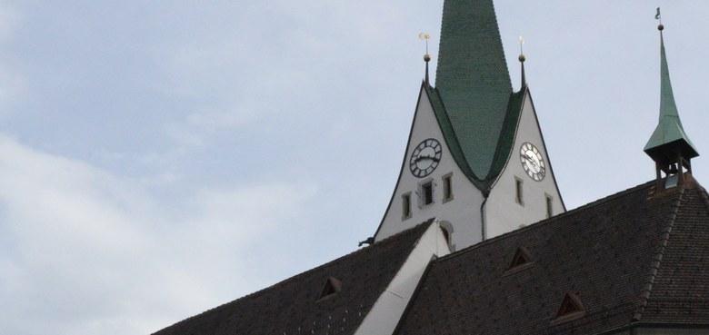 Festgottesdienst - 50 Jahre Diözese Feldkirch
