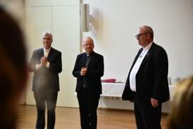 Hubert Lenz wird neuer Generalvikar der Diözese Feldkirch