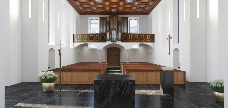 Atempause für Bildstein – Beginn der Renovierungsarbeiten verschoben