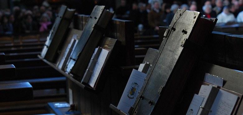 Eindrücke rund um den Gottesdienst