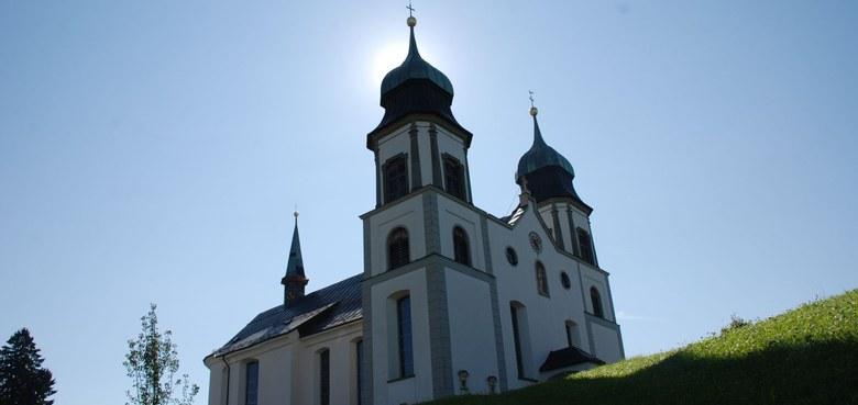 Eine Basilika für Bildstein – Päpstlicher Ehrentitel für die Wallfahrtskirche