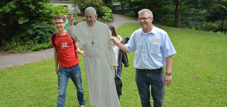 Mit dem Papst und dem Bischof ins Kino – Kino Hot Spot im Cinema Dornbirn