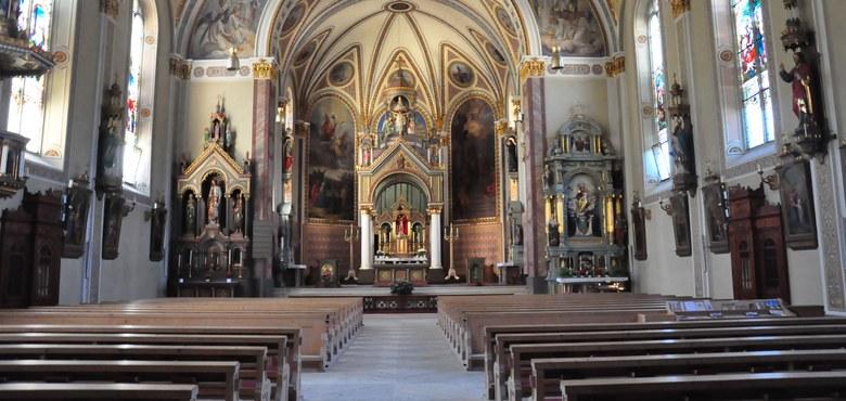 Pfarrkirche Schruns wird Münster