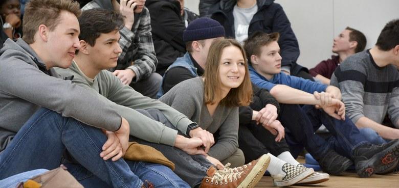 Beruf(ung) in Sicht – Theo Forum am 6. Februar in St. Arbogast