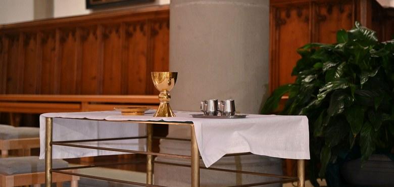 Wie in Vorarlberg Gottesdienste ab dem 15. Mai gefeiert werden