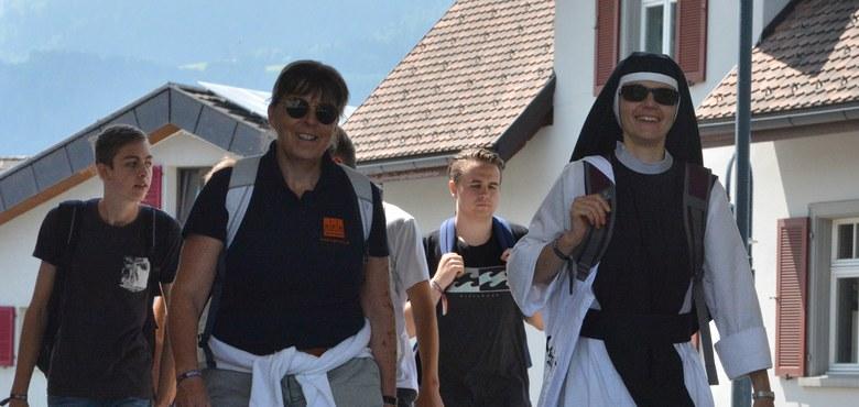 """""""Für viele ist Schule der letzte Treffpunkt mit Kirche"""""""