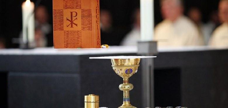 Lobgesang Der Kath. Messe