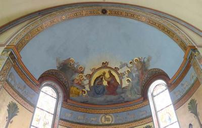 Klosterkirche Lauterach-innen