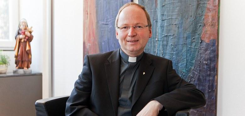 (Beicht)-Gespräche mit Bischof Benno Elbs