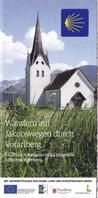 Prospekt jakobswege durch Vorarlberg