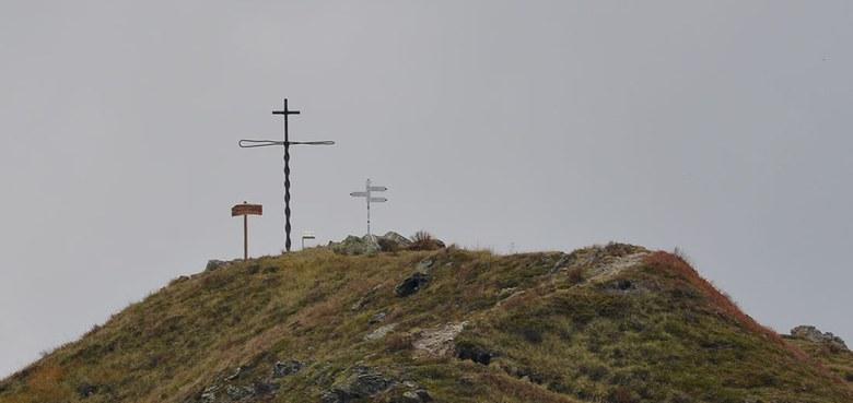 #pilgerngsi, Teil 4: Zum Carl-Lampert-Kreuz