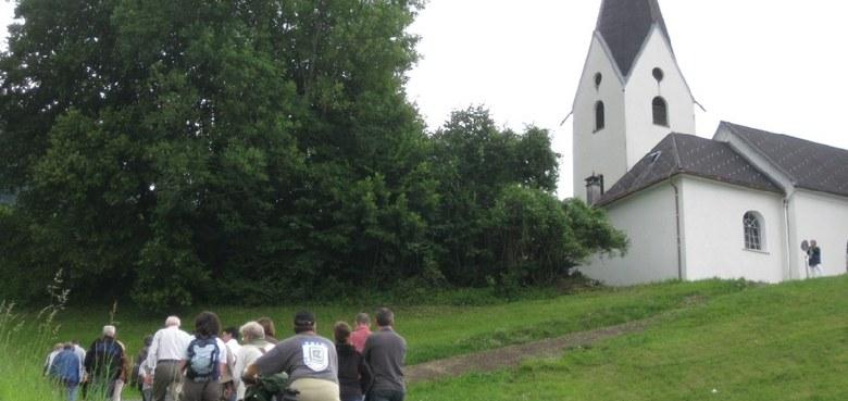 Pilgerwege in Vorarlberg