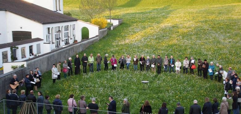 Besinnungstag für den Pfarrverband Bludesch/Ludesch/Thüringen