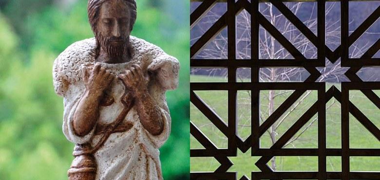 Christen und Muslime im Gespräch: Gebet