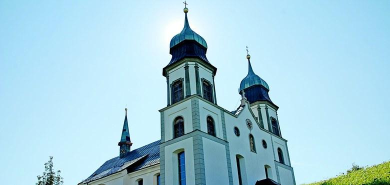 Festgottesdienst - Basilika Maria Bildstein