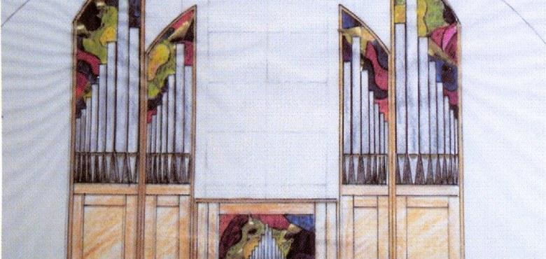 Orgelweihe in der Pfarrkirche Sonntag