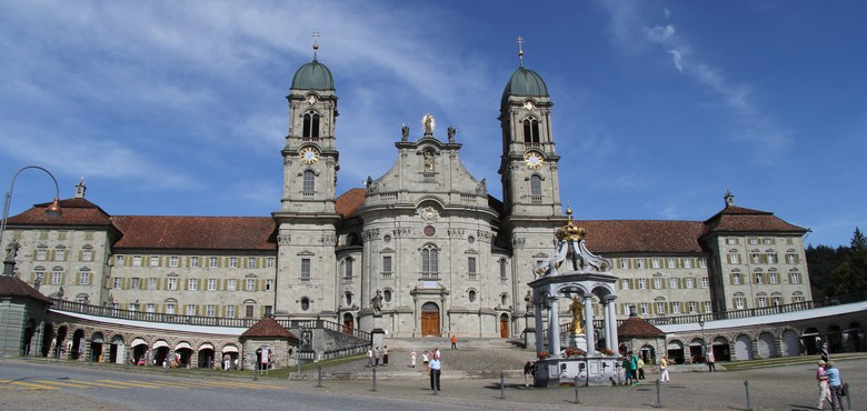 Wallfahrt der Diözese nach Einsiedeln