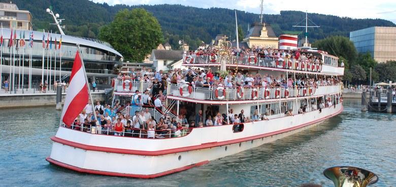 Fatima-Schiffsprozession auf dem Bodensee